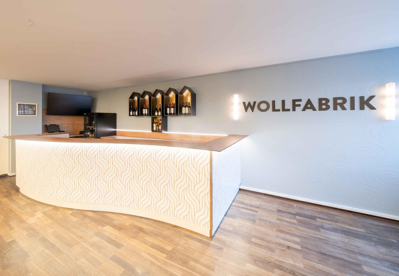 Wollfabrik Theke